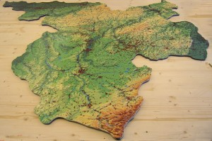 Luxemburg Relief